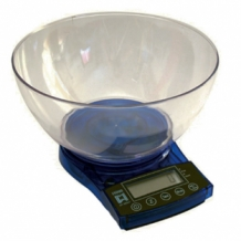 keukenweegschaal 5000 x 1 g - I-Balance | My Weigh